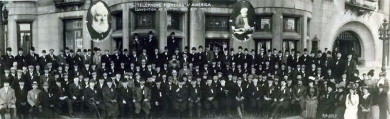 Pioneers 1911